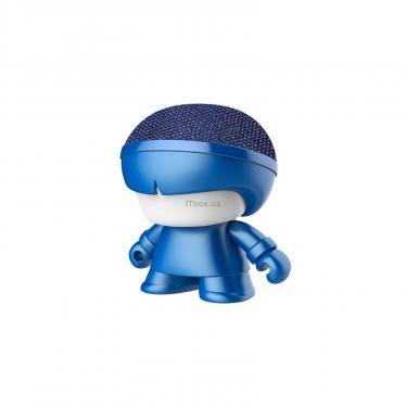 Интерактивная игрушка Xoopar Акустическая система Mini Xboy Металлик Blue Фото