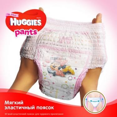 Подгузник Huggies Pants 3 для девочек (6-11кг) 116 шт (58x2) (5029054216408) - фото 4
