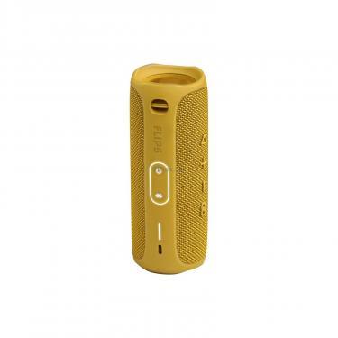 Акустическая система JBL Flip 5 Yellow (JBLFLIP5YEL) - фото 3