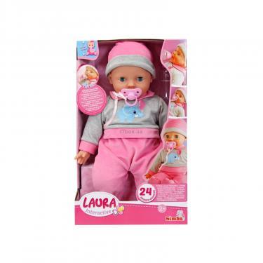 Кукла Simba Лаура На прогулке с аксессуарами 24 звук. эффекты Фото 1