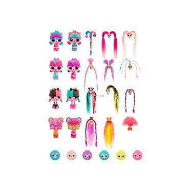Игровой набор Pop Pop Hair Surprise Модная Прическа с аксессуарами Фото 1