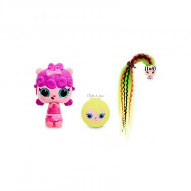 Игровой набор Pop Pop Hair Surprise Модная Прическа с аксессуарами Фото 7