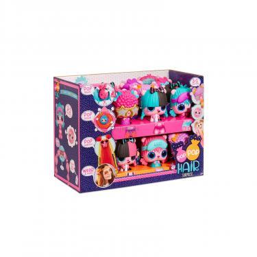 Игровой набор Pop Pop Hair Surprise Модная Прическа с аксессуарами Фото