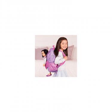 Аксессуар к кукле Our Generation рюкзак фиолетовый Фото 2