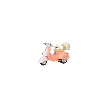 Аксессуар к кукле Our Generation Скутер бежевый Фото