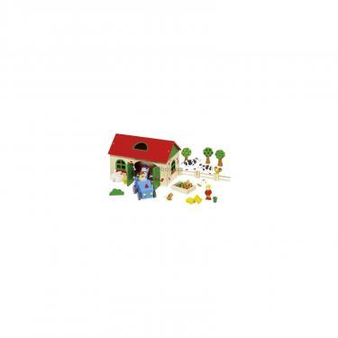 Игровой набор Goki Домик Ферма Фото 1
