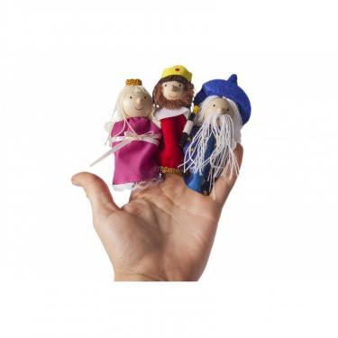 Игровой набор Goki Набор кукол для пальчикового театра Фото 1