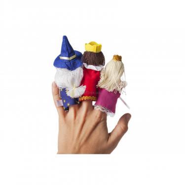 Игровой набор Goki Набор кукол для пальчикового театра Фото 2