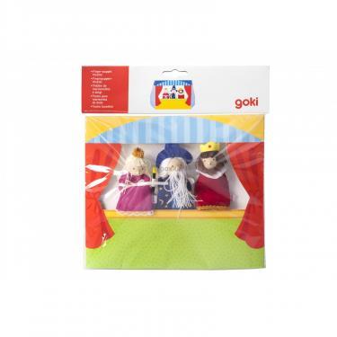 Игровой набор Goki Набор кукол для пальчикового театра Фото 7