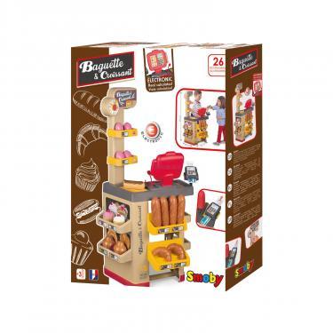 "Игровой набор Smoby Пекарня Багети та круасани"" з еле Фото 7"