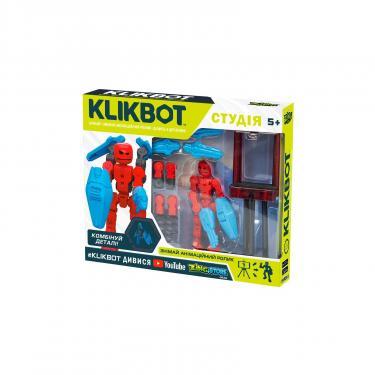 Игровой набор Stikbot для анимационного творчества Klikbot S1 Студия син Фото