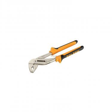 Клещи Tolsen переставные 250 мм Ерго рукоятки (10014) - фото 1