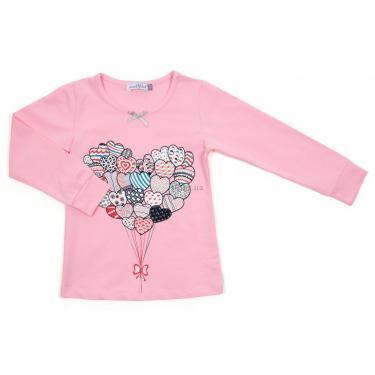 Пижама Matilda с сердечками (12101-3-152G-pink) - фото 2