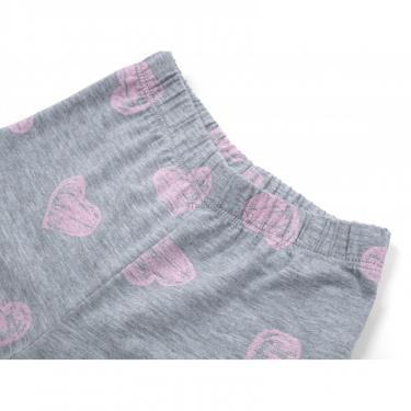 Пижама Matilda с сердечками (12101-3-152G-pink) - фото 8