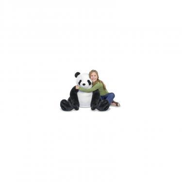 Мягкая игрушка Melissa&Doug Гигантская плюшевая панда, 76 см Фото 1