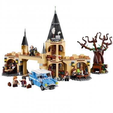 Конструктор LEGO Harry Potter Гремучая ива 753 детали Фото 1