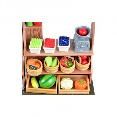 Игровой набор Li'l Woodzeez Фермерский рынок Фото 2