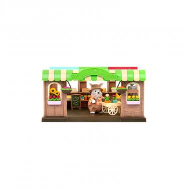 Игровой набор Li'l Woodzeez Фермерский рынок Фото 4