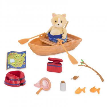 Игровой набор Li'l Woodzeez Рыбалка Фото