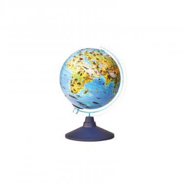 Интерактивная игрушка Alaysky's Globe Глобус зоо-географический с LED подсветкой, Д25см Фото