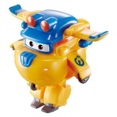 Игровой набор Super Wings Transform-a-bots, 4 фигурки-трансформеры, Джетт, П Фото 3
