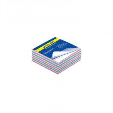 Бумага для заметок BUROMAX Zebra 80х80x30мм, glued (BM.2252) - фото 1