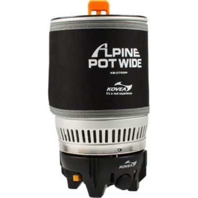 Горелка Kovea Alpine Pot Wide KB-0703W (8806372096069)