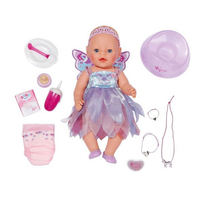 Кукла Zapf Baby Born Феечка 43 см (820698)