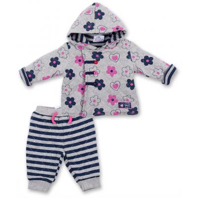 Куртка Luvena Fortuna для девочек в комплекте со штанишками (EAD6513.6-9)