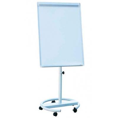 Флипчарт BUROMAX 70 х100cм, mobile, magnetic, aluminum frame (BM.0010)
