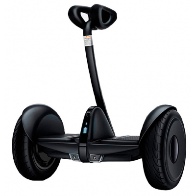 """Гироскутер JUST Step&GO PRO 10"""" Black (SGLY-SGPRO-BLK)"""