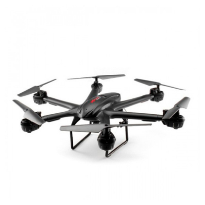 Гексакоптер MJX X601H 455 мм HD WiFi камера черный (MJX X601H)