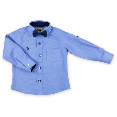 Рубашка Breeze голубая (G-218-80B-blue)